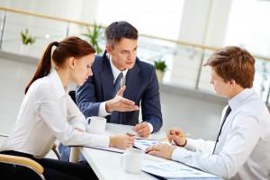 Välj enskild firma som konsult