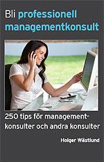 Bli professionell managementkonsult