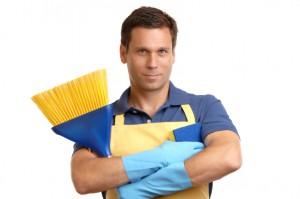 Skaffa jobb i städföretag som städare