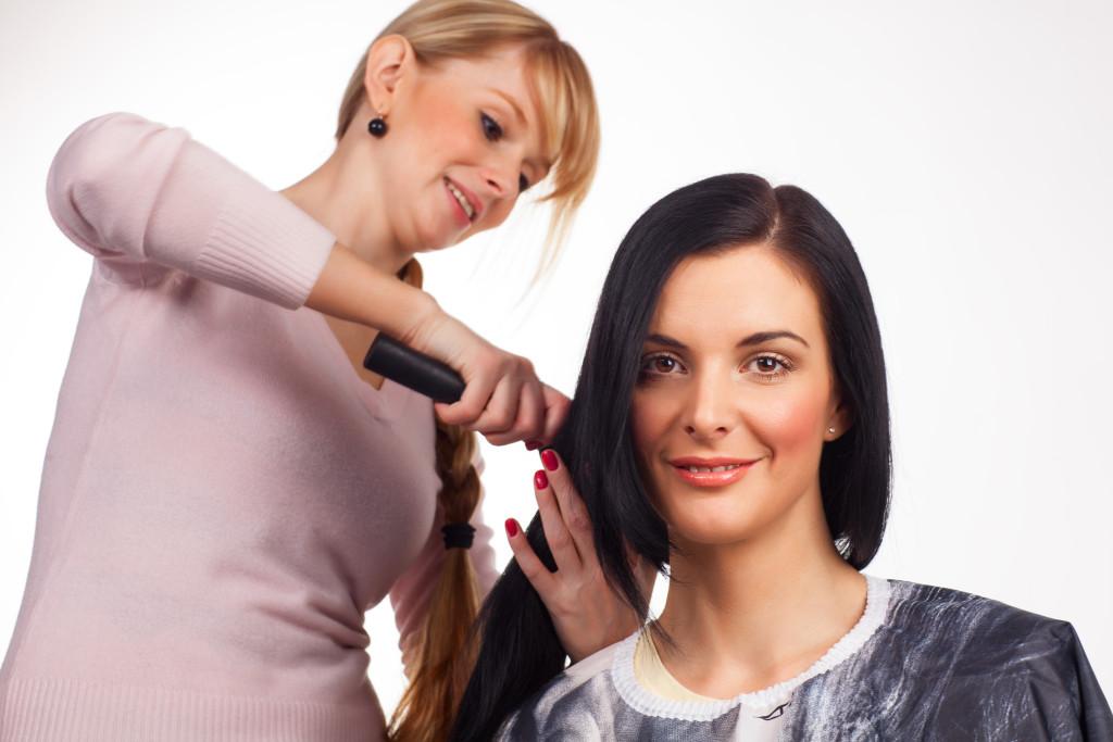 Starta egen hårsalong frisör, hårstylist, stylist hår eller starta en egen hårsalong