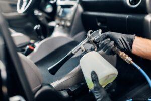 Biltvätt och miljötänkande