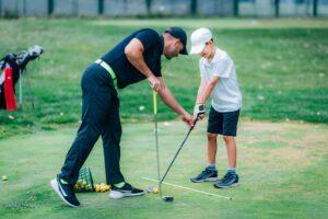 Bli en personlig tränare för golfare